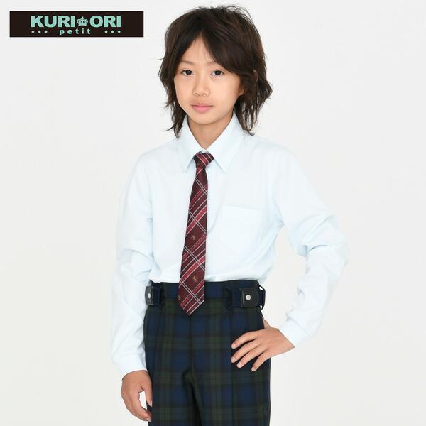 KURI-ORI petit 成形ネクタイ