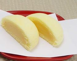 いづる饅頭カスタード