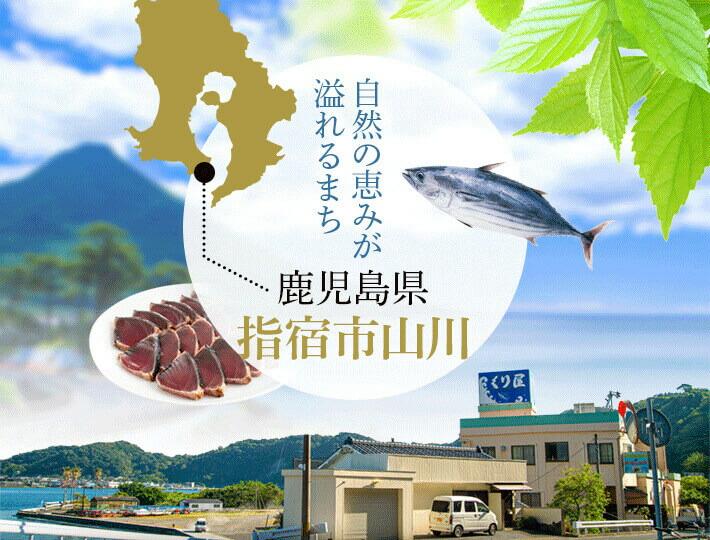 自然の恵みが満ち溢れる町 鹿児島県 指宿市山川