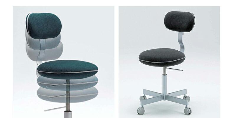 Macaron Work Chair アジャスター