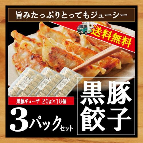 餃子3p送料無料