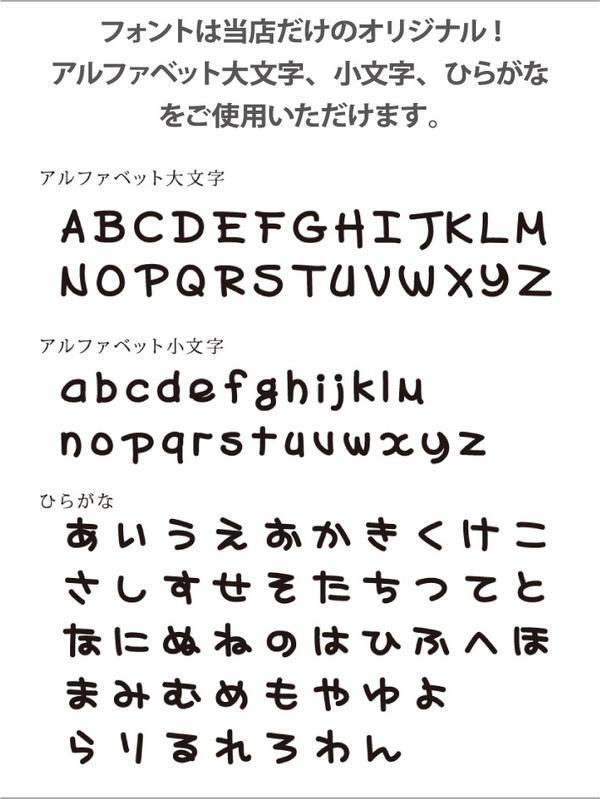 フォントイメージ