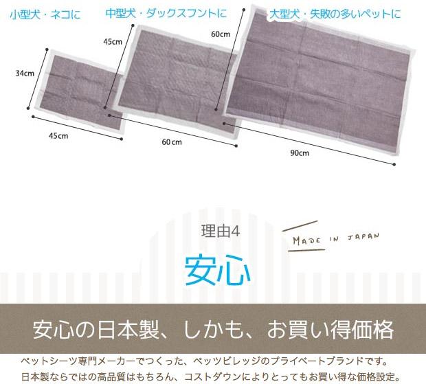 おすすめ理由4 安心 安心の日本製。しかも、お買い得価格