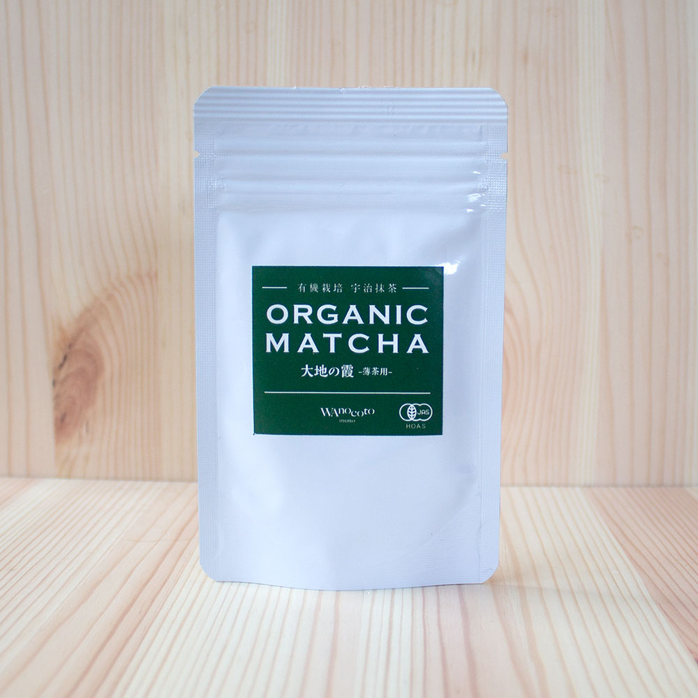 有機抹茶 ORGANIC MATCHA
