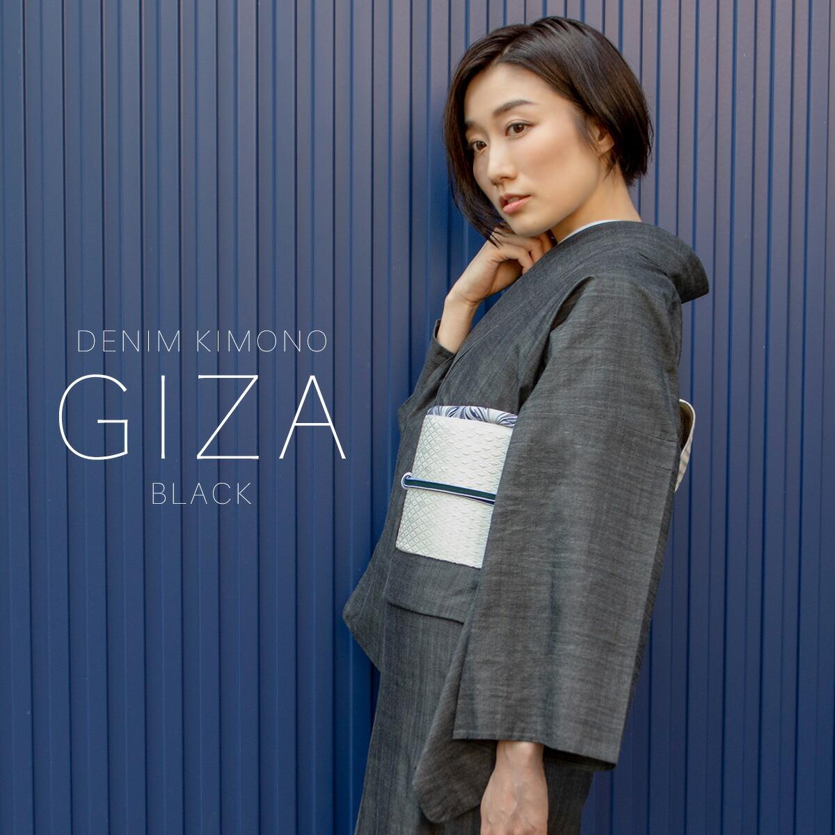 デニム着物【GIZA】 タイトルバナー