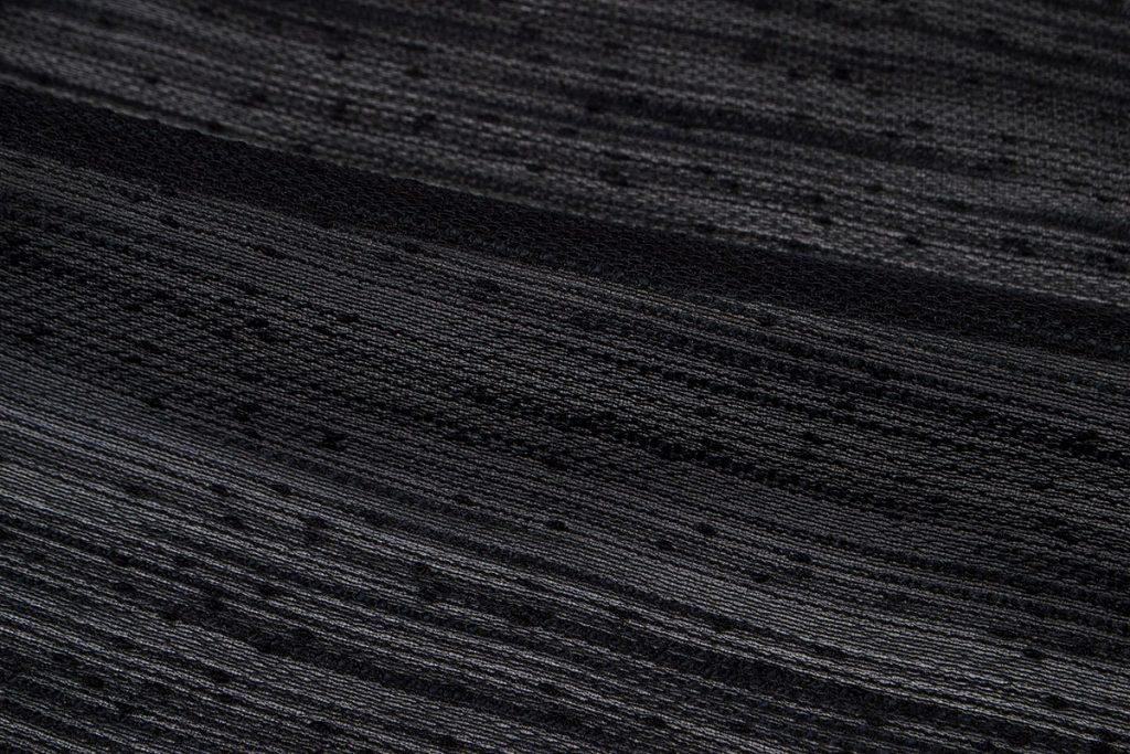 くるり 薄羽織のhaorie ブラック 春