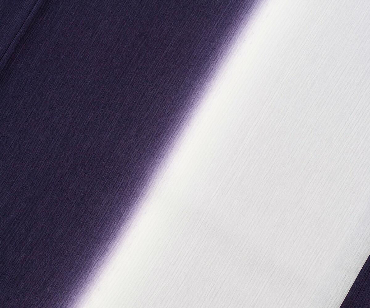 洗える着物 単衣 くるり ウォッシャブル夏着物 セオα【楊柳暈し】