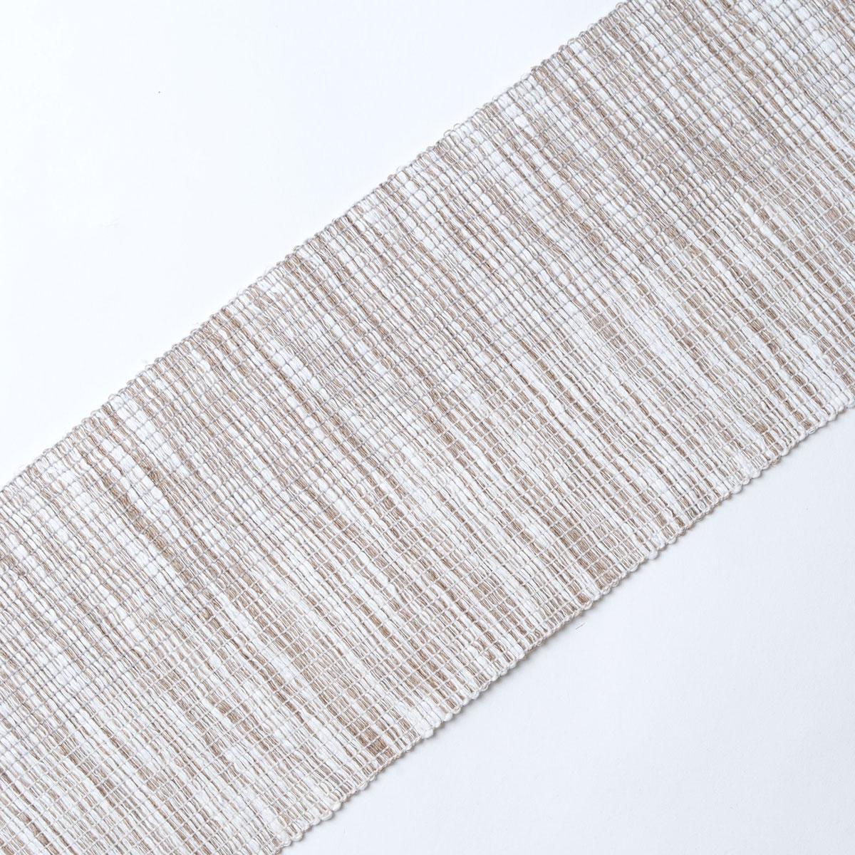 着物屋 くるり OLN 洗える半巾帯marble ホワイト