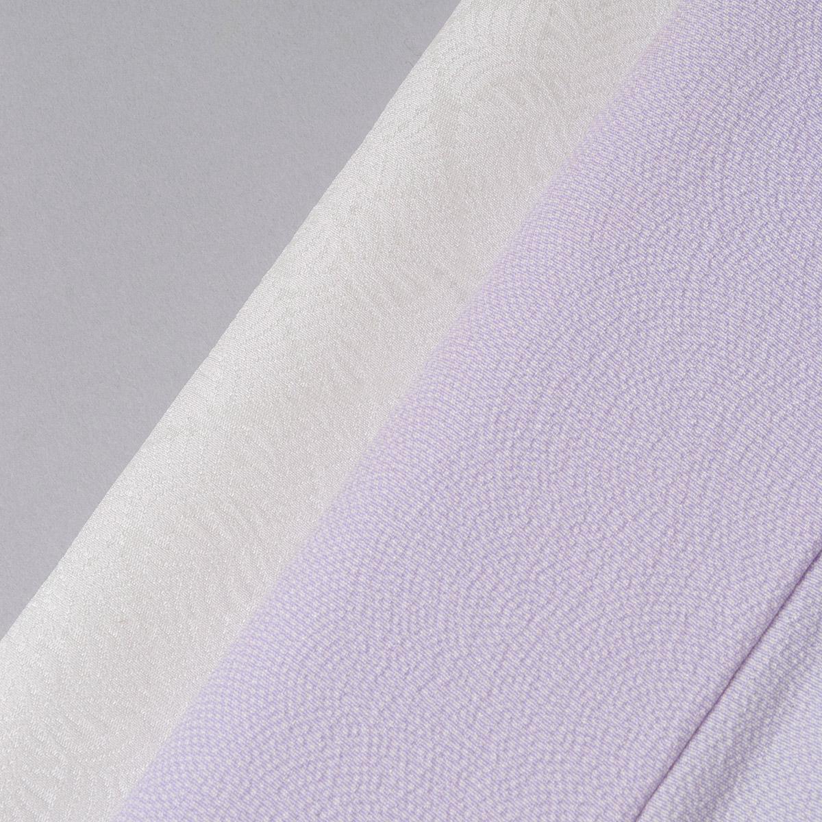 衿秀 半襟 半衿 正絹 ウォッシャブル半襟 地紋