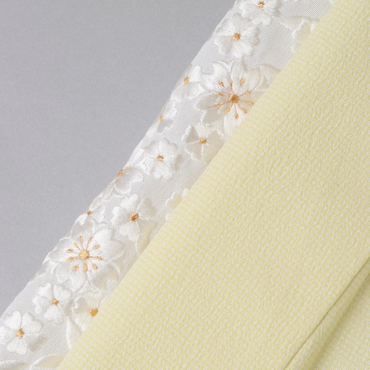 衿秀 半襟 半衿 刺繍 ウォッシャブル半襟 フォーマル