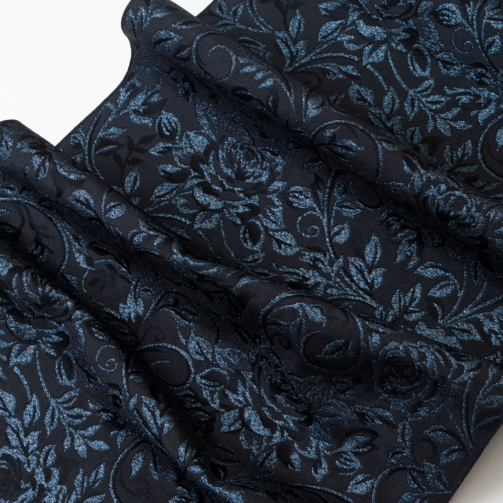 黒木織物 博多織 大人のへこ帯