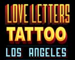 LOVE LETTERS TATTOO