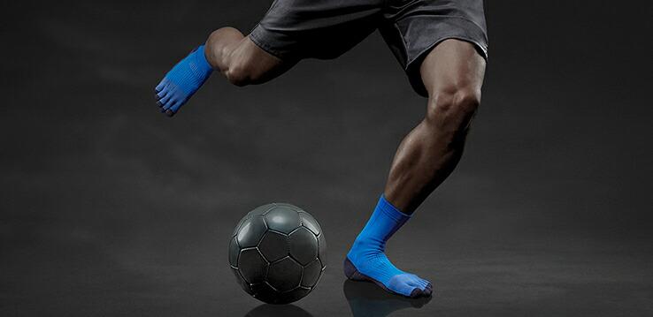 フットボール用ソックス