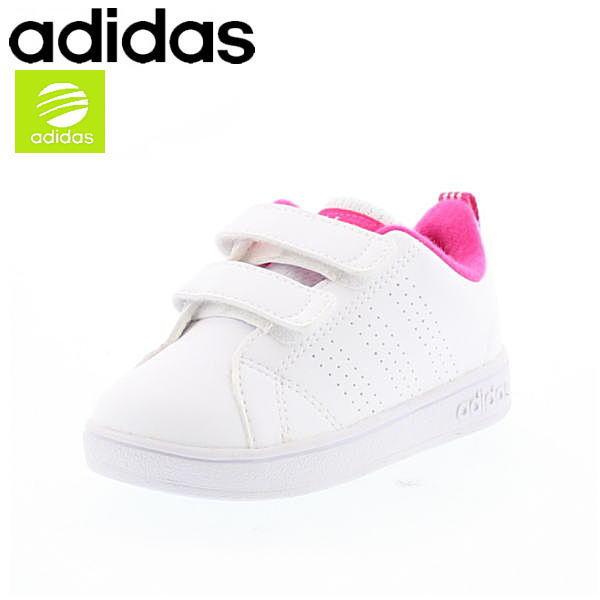 adidas スニーカー キッズ ピンク