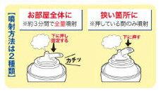 2種類の噴射方法