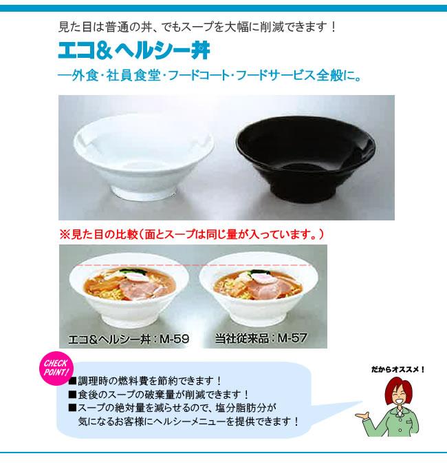 店長のオススメ1:エコ&ヘルシー丼
