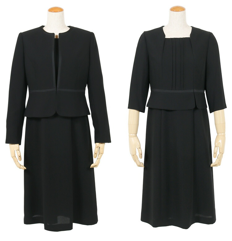 京都スタイル ブラックフォーマル(喪服・礼服) アンサンブル フォーマルスーツ