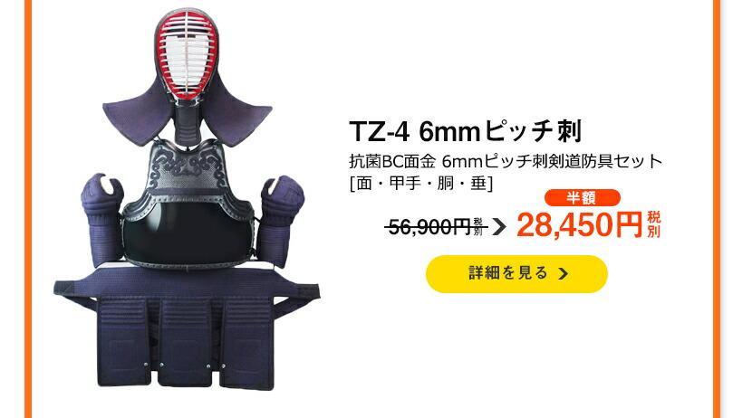 TZ-4 6mmピッチ刺