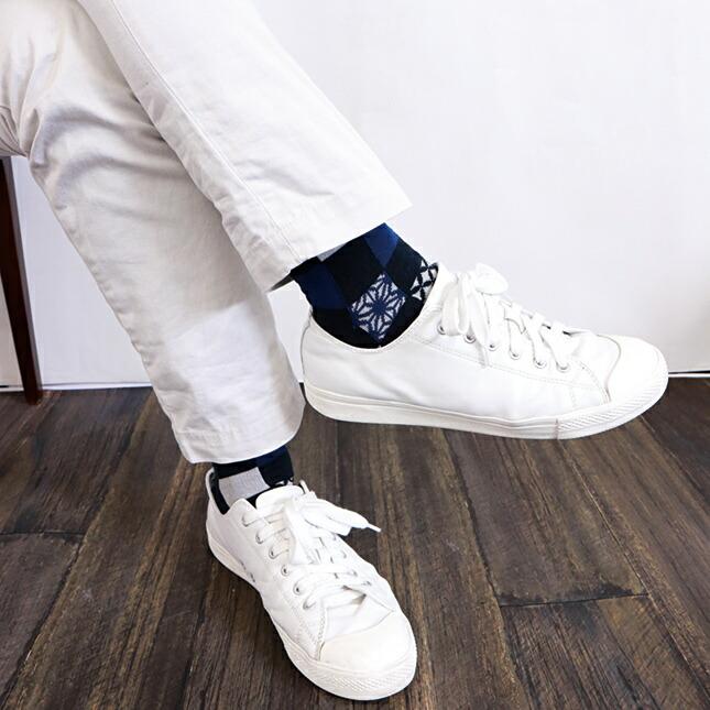 新作・紳士文化足袋