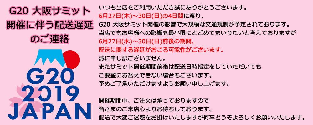G20 大阪サミット