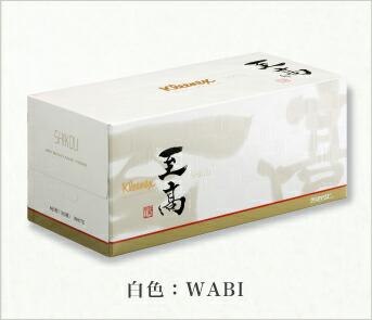 送料無料 クリネックス ティッシュペーパー【至高】160組×10箱 まとめ買い 00163