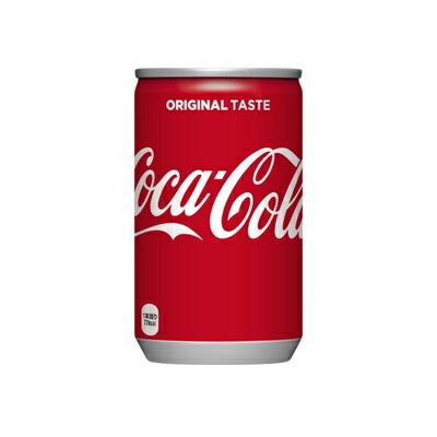 ●代引き不可◆ 送料無料 コカコーラ 160ml缶×60本(30本×2ケース) コーラ 46319