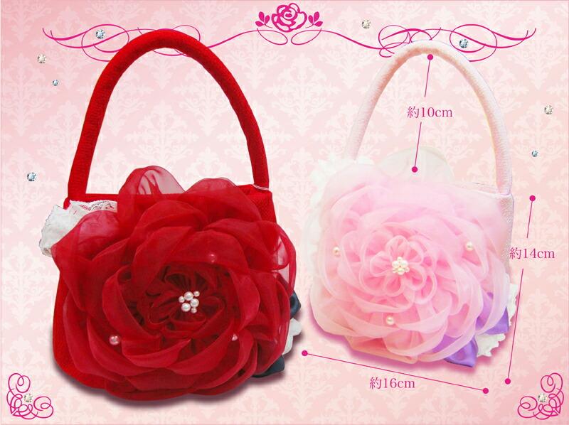 七五三 可愛いバッグ