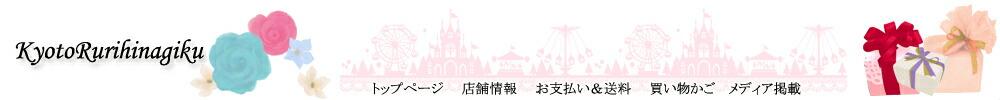 京都瑠璃雛菊