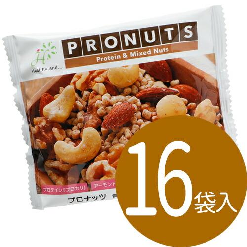 プロナッツ 16袋入り
