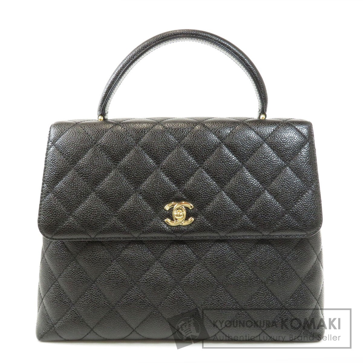 b59cb610e4c0 BRAND:CHANEL; TYPE: COCO Mark Handbag Caviar skin; 100% AUTHENTIC ...