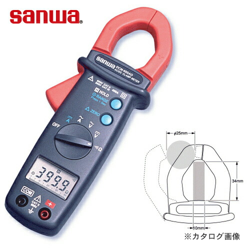 SANWA-DCM400AD