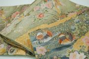 絹100%の袋帯