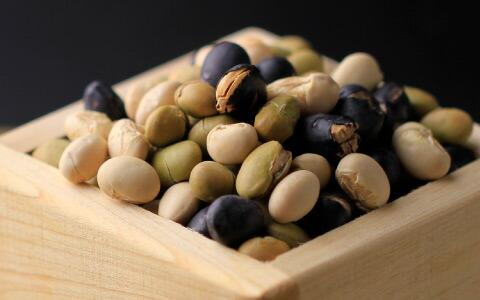 3種のミックス煎り豆