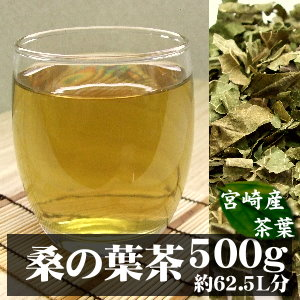 桑の葉茶 500g 毎日の『健康維持』に!!