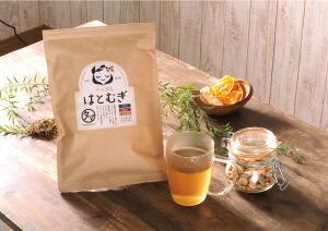 べっぴんハトムギ茶