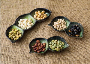 ミックス煎り豆