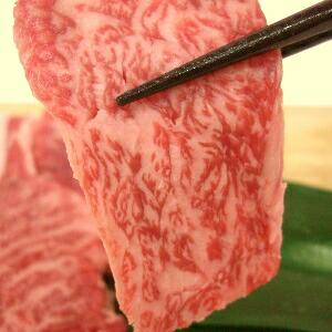 宮崎県産黒毛和牛 霜降りカルビ500g