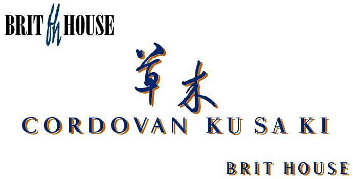 ブリットハウス【BRITHOUSE】【CORDVAN KUSAKI】草木染め