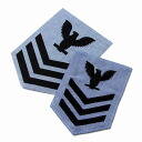 For US. NAVY The Rank Insignia (Dungarees) (brand New And