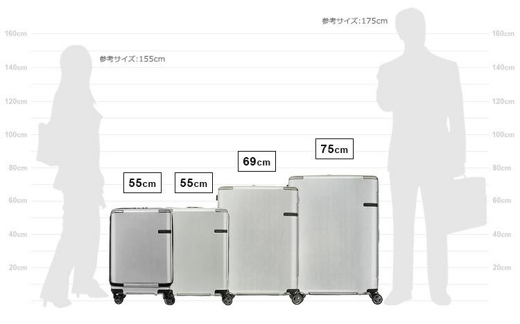 b1f527cba6 楽天市場】スーツケース サムソナイト Samsonite[Evoa・エヴォア ...