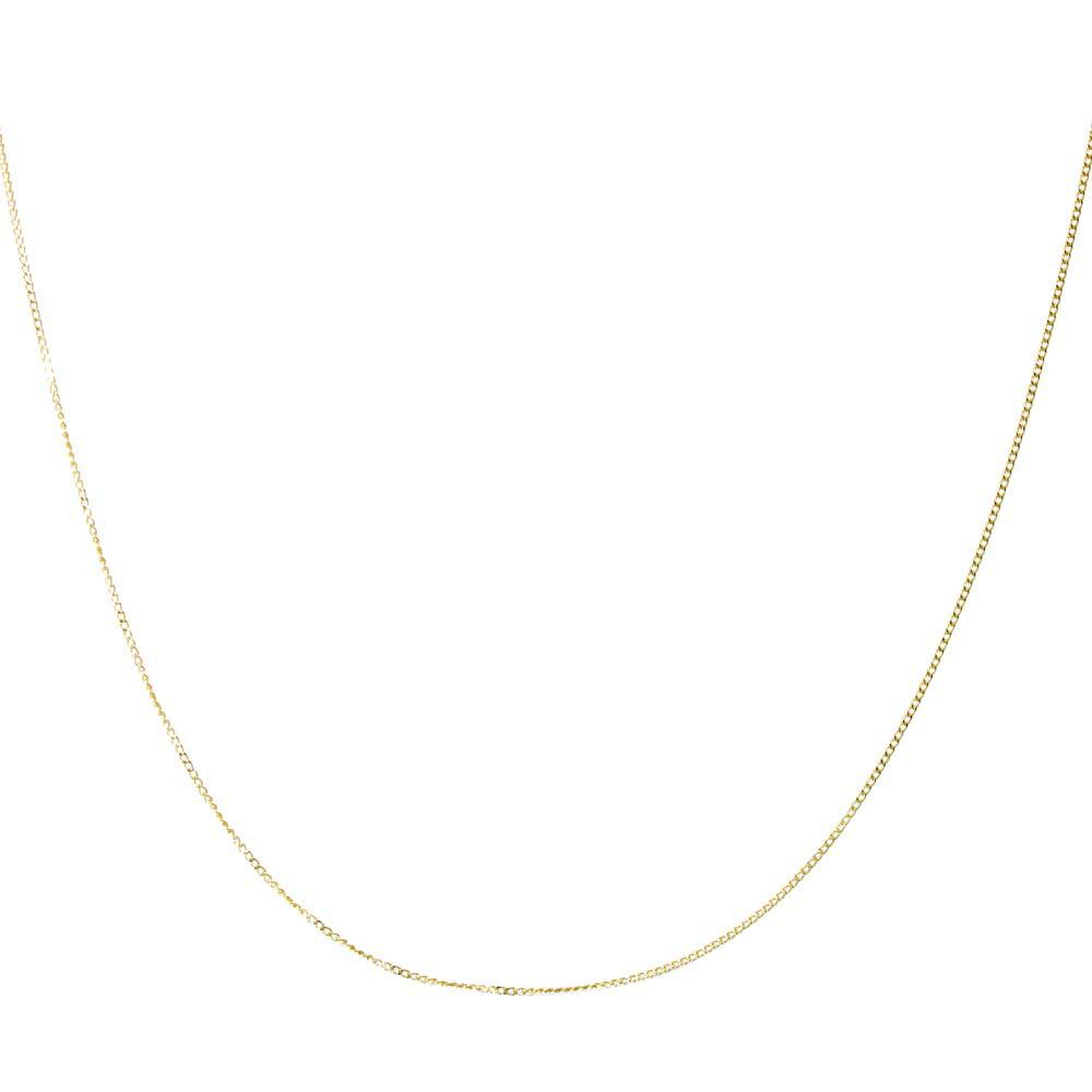 チェーン K18(18金) ゴールドチェーン 2面ダイヤカット 喜平チェーン 0.6mm k18 ネックレス 喜平 レディース ネックレス Sears シアーズ