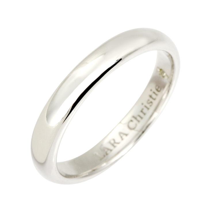 リング 指輪 LARA Christie ララクリスティー エターナルビューティー WHITE Label r3872-w