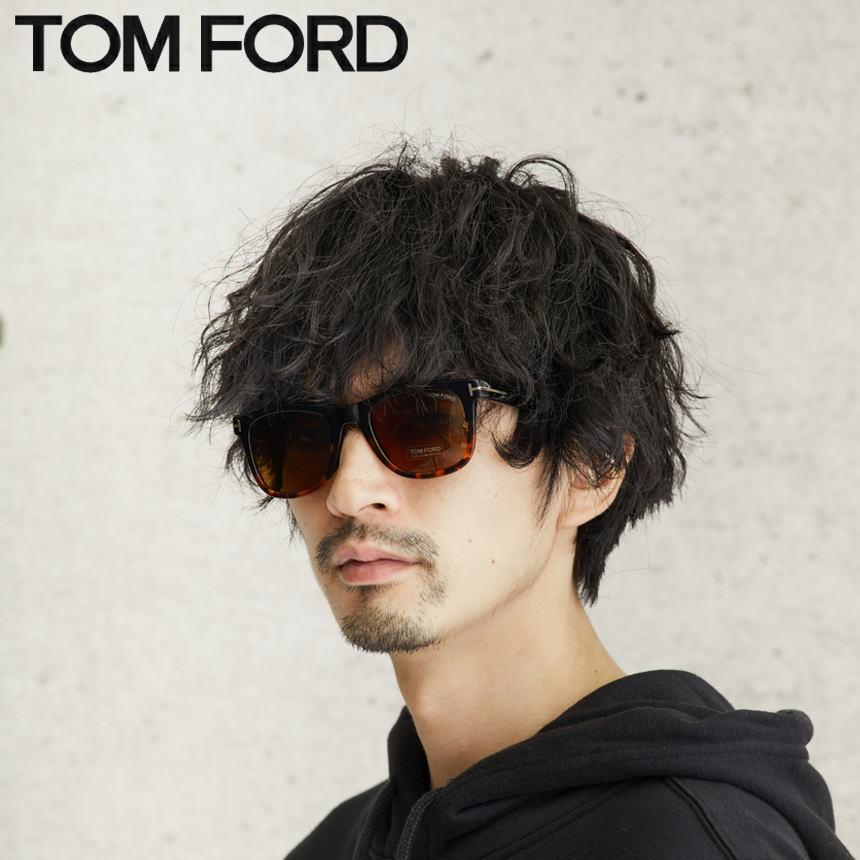 トムフォード サングラス FT0336 05E 52