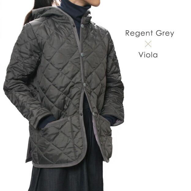 Regent Grey×Viola
