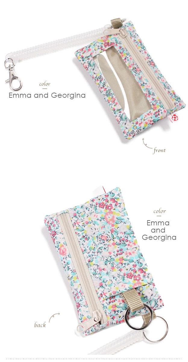 Emma and Georgina