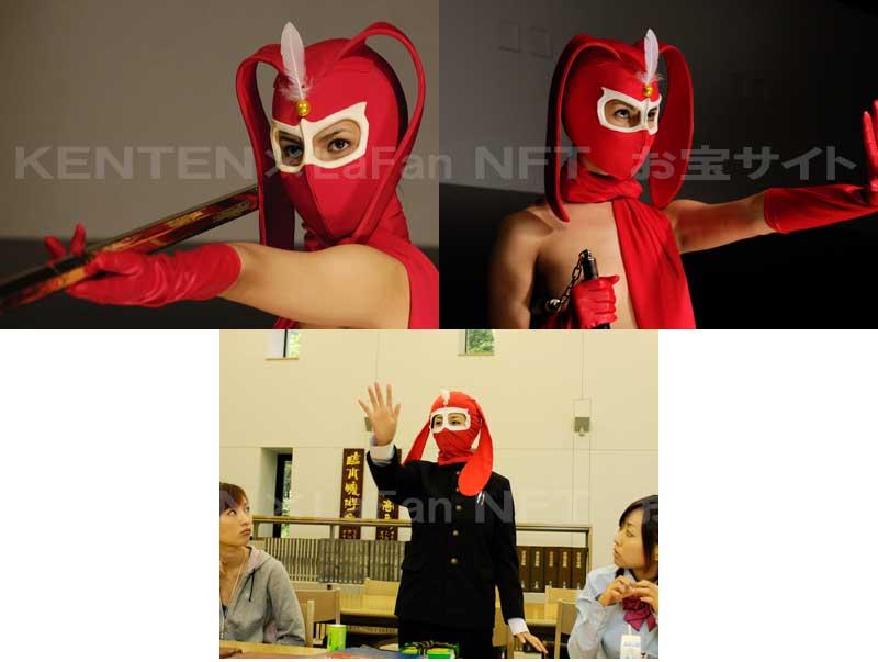 けっこう仮面 初代マスク