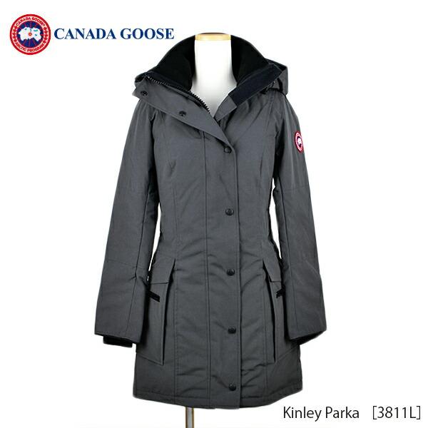 CANADA GOOSE カナダグース Kinley Parka [3811L]