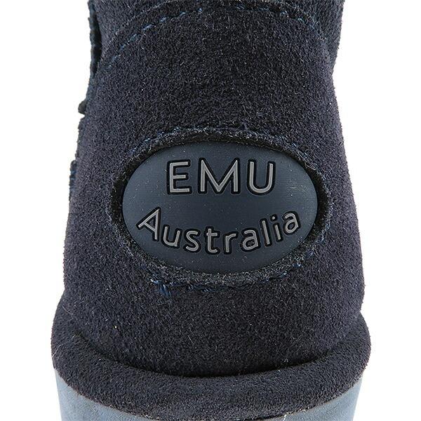emu エミュー Paterson Lo レディース ブーツ ムートン ウォータープルーフ 撥水防水 W10771