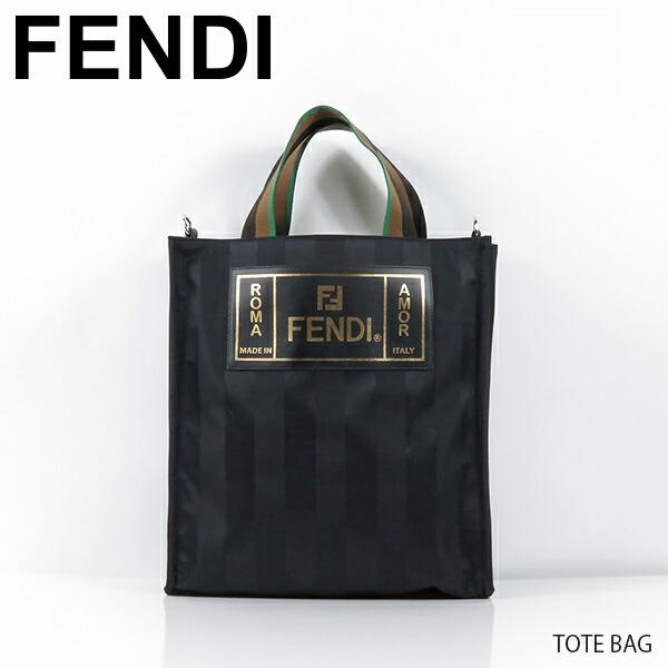 FENDI フェンディ TOTE BAG 7VA454A6FY