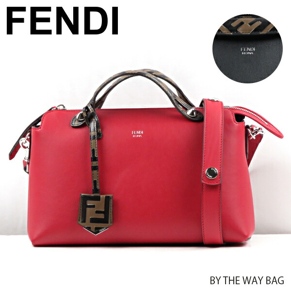 FENDI フェンディ BY THE WAY BAG 8BL124A6CO